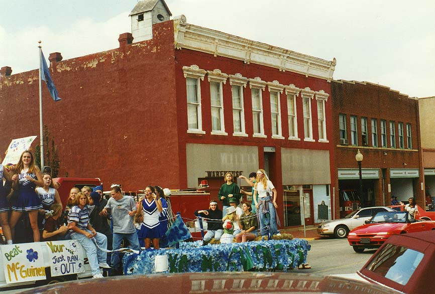 Guthrie - Norman OK 96 - Guthrie Homecoming parade