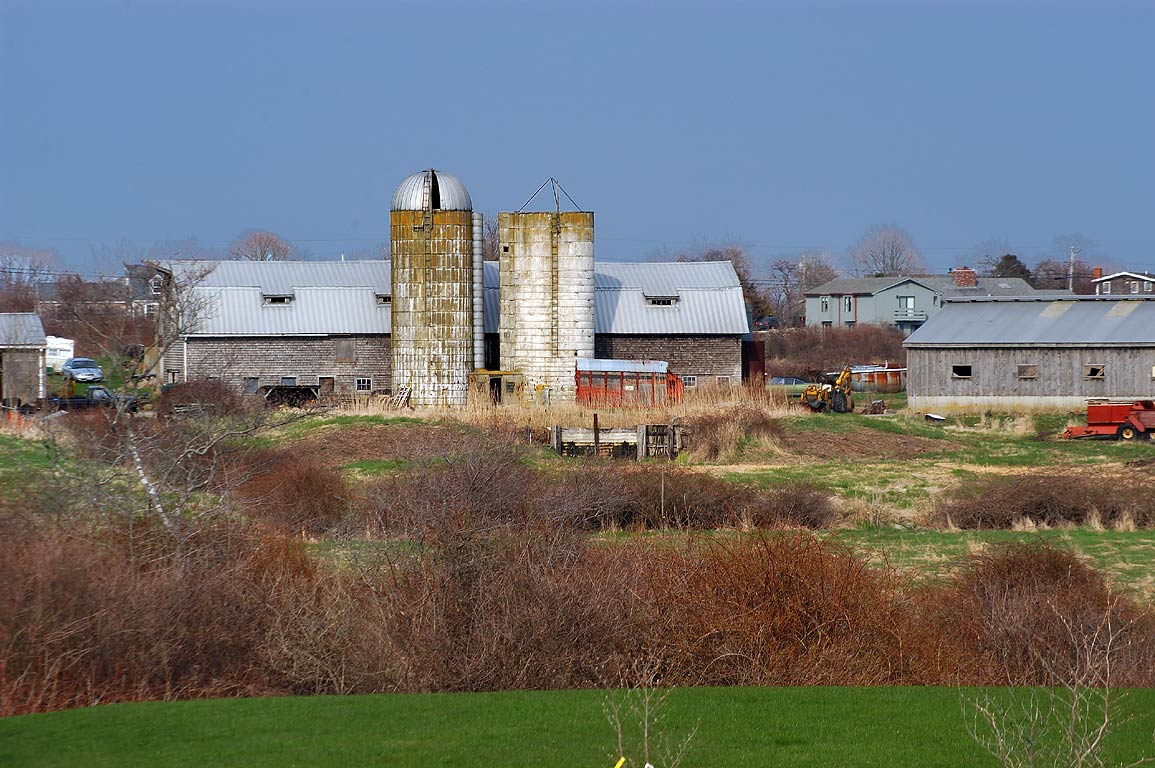 Whimshaw Farm near Brownell Rd.. Little Compton, Rhode Island