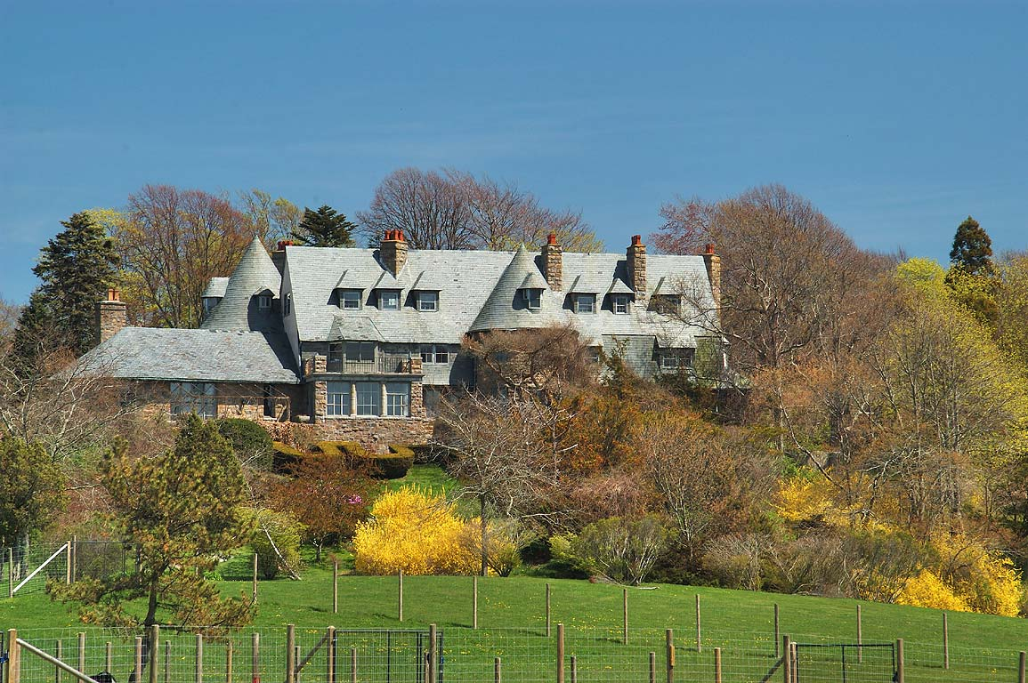 Heritage Breeds Ranch at 152 Harrison Ave.. Newport, Rhode Island