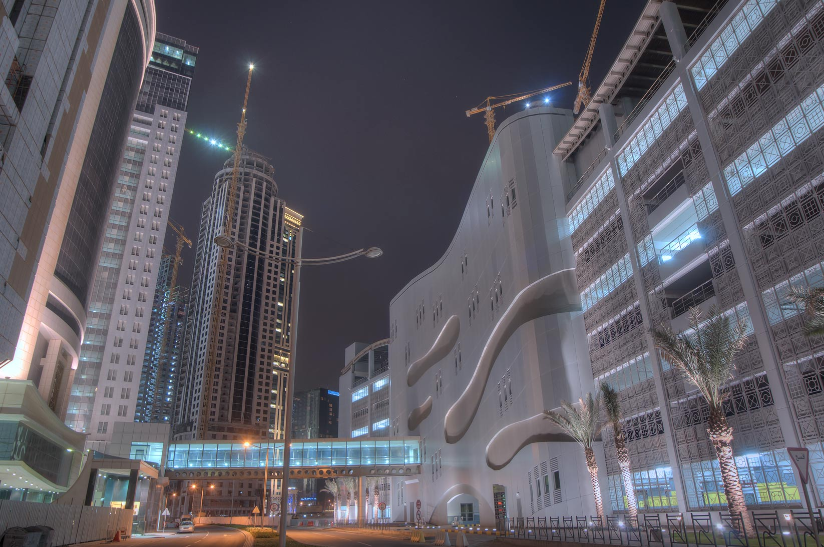 Urban Planning, Convention Center and Boom...MSCP) offices in West Bay. Doha, Qatar